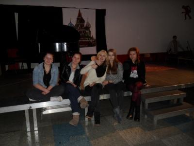 Augustinianer erfolgreich bei der russisch olympiade