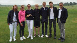 Golf Schulmannschaft Paderborn Juni 2016